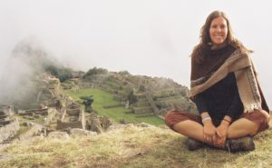 Meditation at Machu Pichu Sara Schroepfer