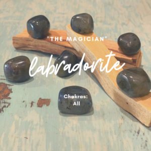 Labradorite - Shaman Crystal Kit