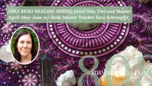 Sara Schroepfer Reiki 808 Wellness